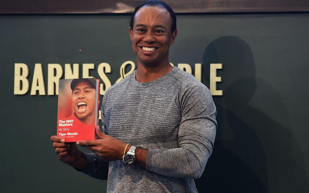 Tiger Woods - Credit: AFP
