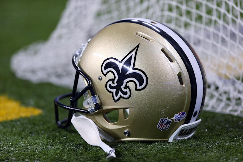 The New Orleans Saints might play a home game at Lucas Oil Stadium due to the hurricane. (MSA/Icon Sportswire/Corbis/Icon Sportswire via Getty Images)