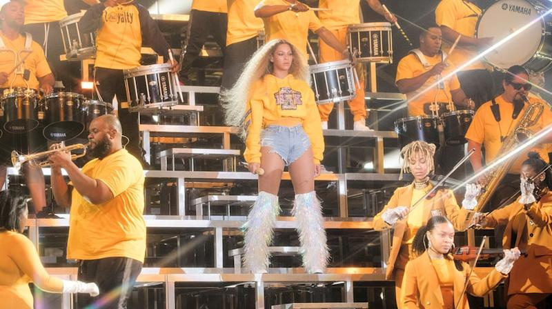 Beyoncé Announces Scholarship Program for HBCU's, Following Coachella Performance