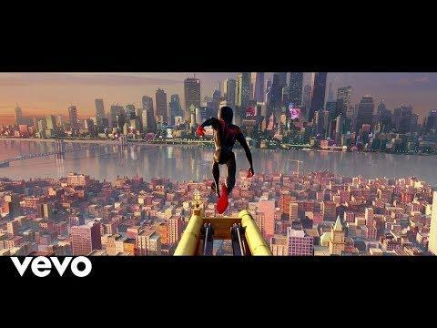 """<p>Miles went super hard when he first listens to the song in <em>Spider-Man: Into the Spider-Verse</em>, which means you obviously will too in your car. </p><p><a href=""""https://www.youtube.com/watch?v=ApXoWvfEYVU"""" rel=""""nofollow noopener"""" target=""""_blank"""" data-ylk=""""slk:See the original post on Youtube"""" class=""""link rapid-noclick-resp"""">See the original post on Youtube</a></p>"""