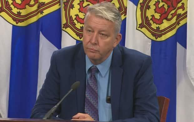 Housing Minister John Lohr says all options are on the table as he and the PC government work to confront Nova Scotia's housing crisis. (CBC - image credit)