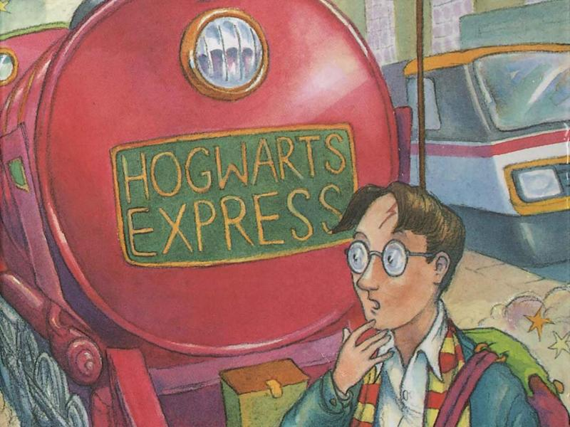 Front cover of Harry Potter and the Philosopher's Stone: Getty Images