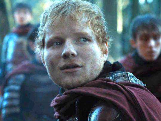 Game of Thrones season 8 episode 1 reveals fiery fate of Ed Sheeran's character who appeared in season 7