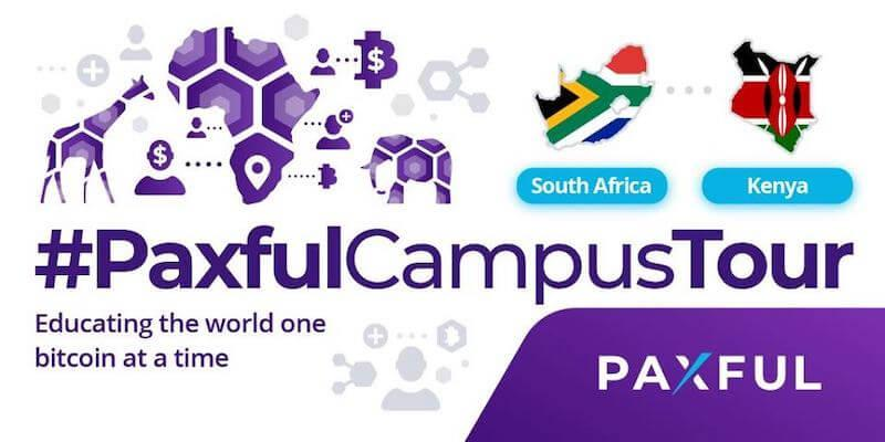 Paxful launches wallet app In conjunction with Africa education tour
