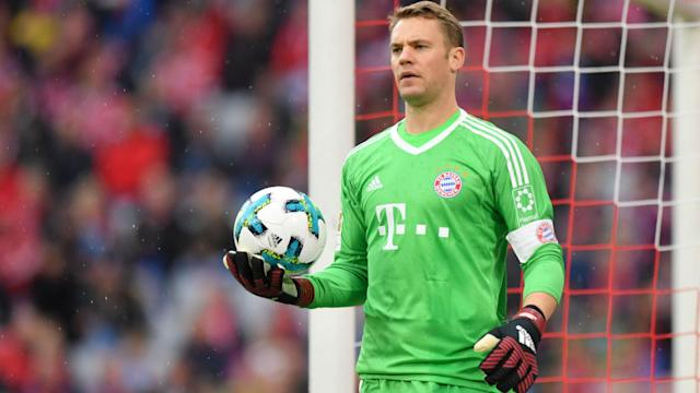 Germany's number one's broken metatarsal could keep him out for longer than expected, with his club side initially having set a January target