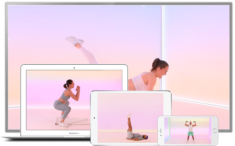 Obé streams a variety of on-demand classes to any device for $27 a month.