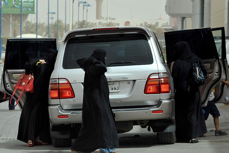 Saudi Arabia is the only country in the world where women are not allowed to drive