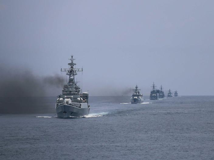 Chinese People's Liberation Army Navy