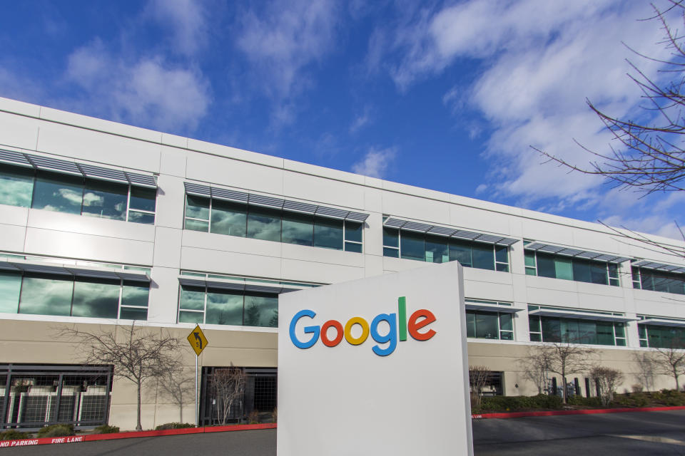 The Australian government is looking to pass laws that will allow it to appoint an arbitrator to set Google's content fees if it can't strike a deal privately with media firms. Photo: Getty Images