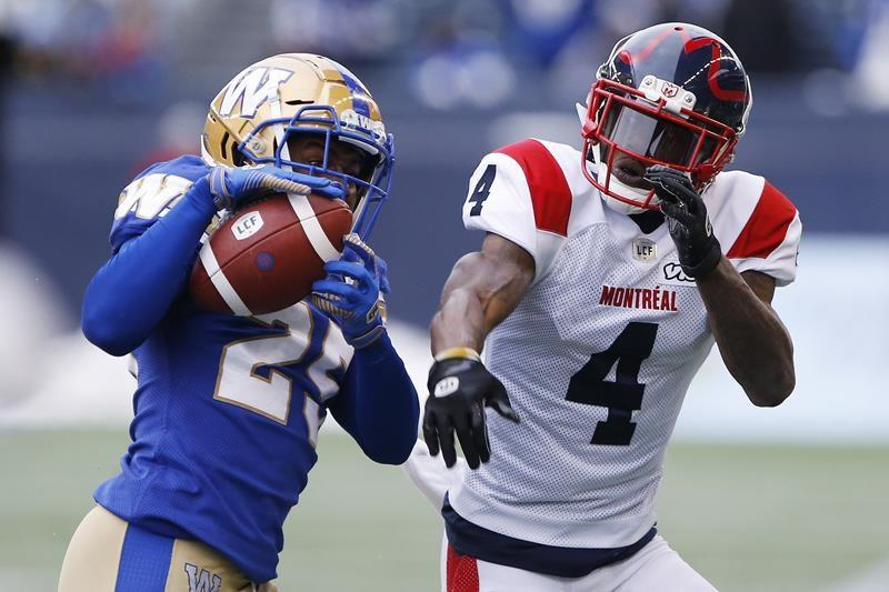 Alouettes say they are gathering information after WR  Bray arrested