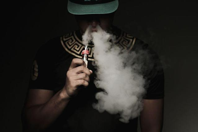 Contrary to what many detractors say, vaping is less harmful than smoking. ― Picture by Yusof Mat Isa