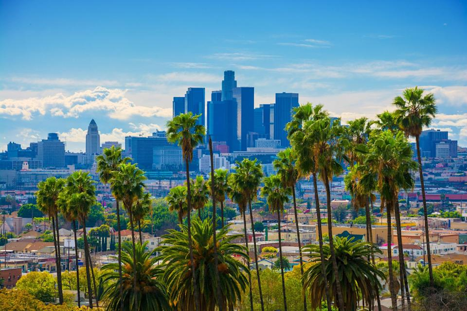 Increasing tree coverage could be beneficial for cities such as Los Angeles, which is particularly prone to heatwave conditions.