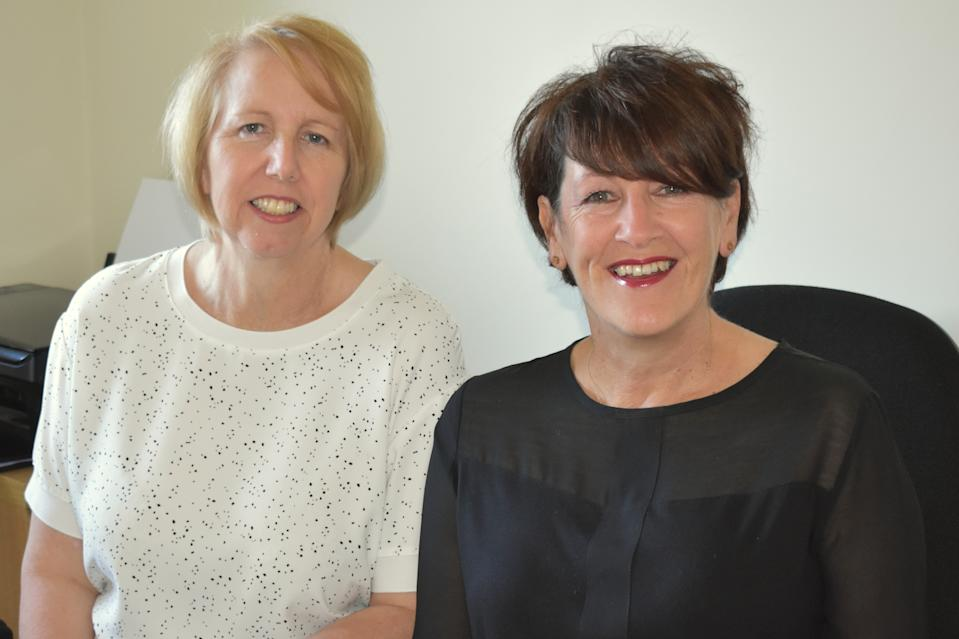 Jenny Morrison and Diane Mayhew run the Rights for Residents campaign group. (Jenny Morrison)