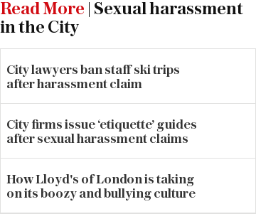Read More | Sexual harassment in the City