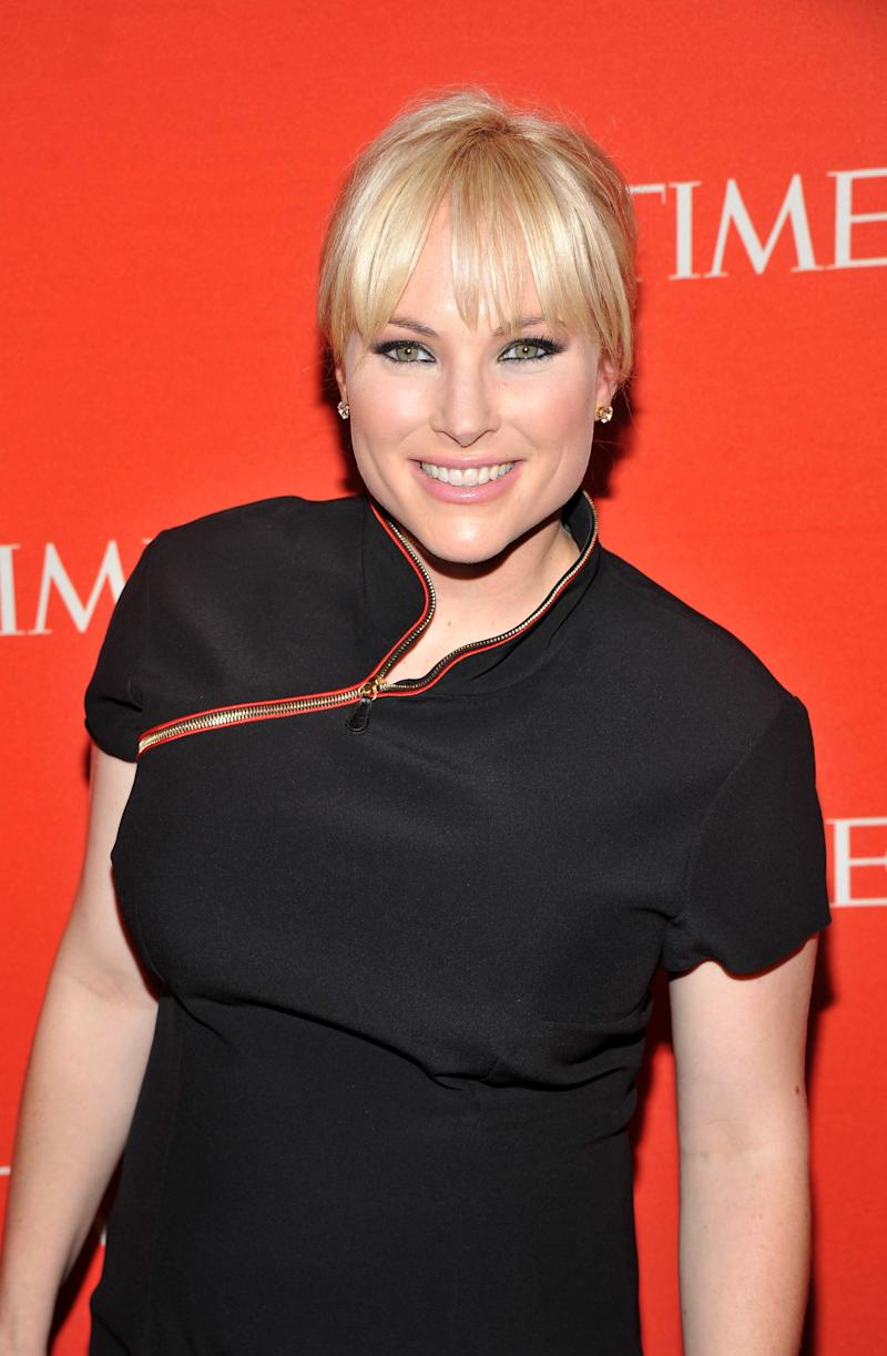 NEW YORK, NY - APRIL 26: Megan McCain attends the TIME 100 Gala, TIME'S 100 Most Influential People In The World at Frederick P. Rose Hall, Jazz at Lincoln Center on April 26, 2011 in New York City. (Photo by Stephen Lovekin/Getty Images for TIME)