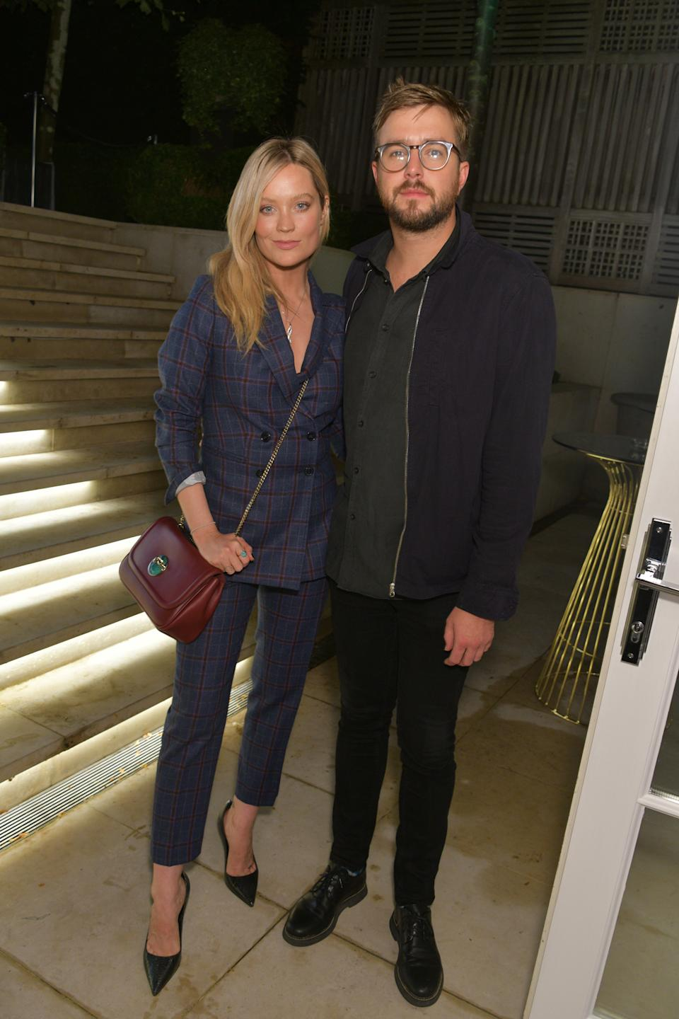 The couple met at an ITV party in 2016. (Getty Images)