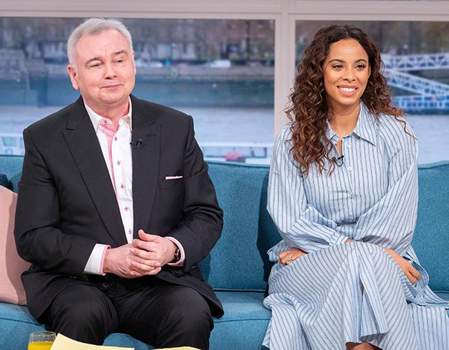rochelle and eamonn this morning