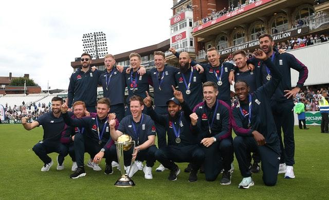 England's leading cricketers are working to new personal training plans.