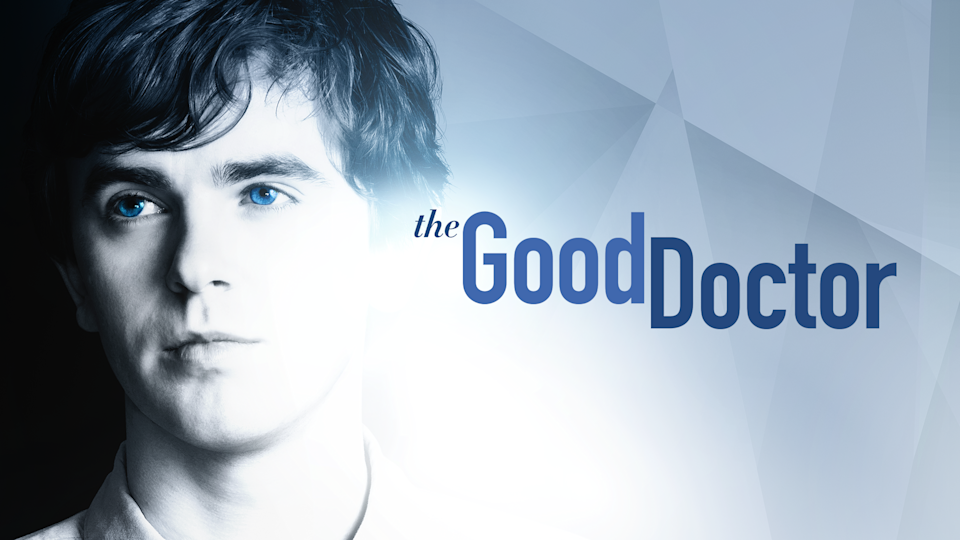 Freddie Highmore as Dr Shaun Murphy in The Good Doctor (ABC)