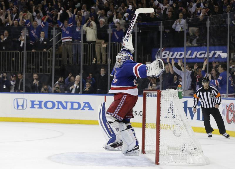 Rangers reach Cup finals for 1st time in 20 years