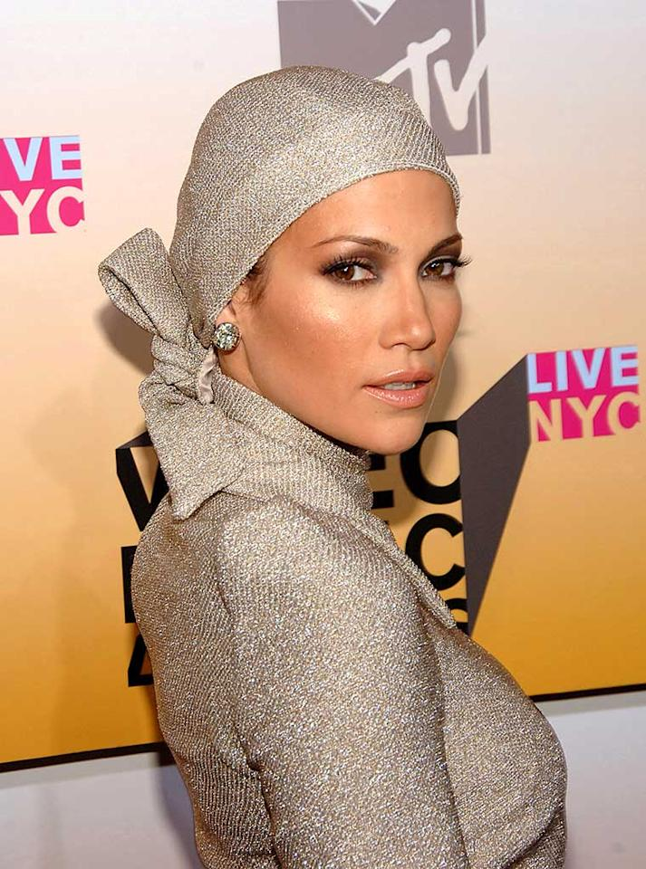 "Jennifer Lopez is bringing gypsy back. Jamie McCarthy/<a href=""http://www.wireimage.com"" target=""new"">WireImage.com</a> - August 31, 2006"