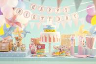 """<p>No matter your age, a <a href=""""https://www.womansday.com/life/a36672763/birthday-quotes/"""" rel=""""nofollow noopener"""" target=""""_blank"""" data-ylk=""""slk:birthday"""" class=""""link rapid-noclick-resp"""">birthday</a> is an occasion that deserves to be celebrated. Whether you're looking to host a low-key gathering with a few friends or an elaborate birthday extravaganza, birthday parties give you an excuse to gather your nearest and dearest in order to ring in another year of life. Like every good party, you'll need to decide on a <a href=""""https://www.womansday.com/life/g32897769/girls-birthday-party-themes/"""" rel=""""nofollow noopener"""" target=""""_blank"""" data-ylk=""""slk:birthday party theme"""" class=""""link rapid-noclick-resp"""">birthday party theme</a>, but there are some <a href=""""https://www.womansday.com/home/crafts-projects/g37055924/birthday-crafts/"""" rel=""""nofollow noopener"""" target=""""_blank"""" data-ylk=""""slk:homemade birthday crafts"""" class=""""link rapid-noclick-resp"""">homemade birthday crafts</a> that work for any occasion. If you're looking to celebrate without spending a fortune, then these DIY birthday party decoration ideas are the way to go.</p><p>Maybe you're throwing a party for your baby's first birthday. Maybe you're celebrating your grandmother's 100th birthday. Or perhaps you've decided to plan a birthday party for yourself. Colorful and festive party decorations work at any age, and you can't go wrong with streamers, balloons, and sweet photo displays on someone's special day. Here are some ideas for homemade birthday party decorations that are sure to liven up the party (and that you can modify to match the colors of your party theme). And don't forget to make a yummy <a href=""""https://www.womansday.com/food-recipes/g36845030/birthday-cake-recipes/"""" rel=""""nofollow noopener"""" target=""""_blank"""" data-ylk=""""slk:birthday cake"""" class=""""link rapid-noclick-resp"""">birthday cake</a>!</p>"""