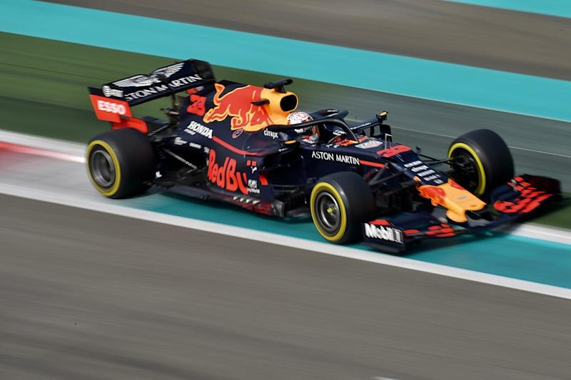 Verstappen gets new three-year Red Bull deal