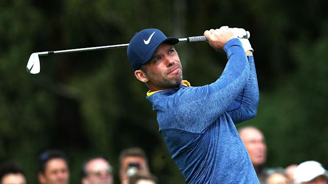 Paul Casey has not won on the European Tour since 2014 but the Englishman moved to the head of the field at the European Open on Thursday.