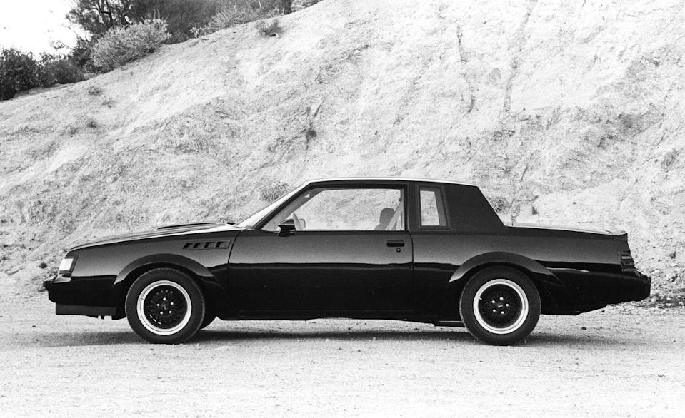 <p>Buick's Grand National was a surprise hit when it debuted in 1982, and after taking 1983 off, it returned the following year packing fuel injection and an intercooler, continuing its reign of V-6–powered terror. But with the clock ticking on the entire rear-wheel-drive Regal lineup, Buick figured an even higher-performance version of the GN would be a fitting tribute for its 1987-model-year swan song. Enter the Buick Regal Grand National GNX. With production initially capped at 500 units (547 examples ultimately were built), the formula for creating the GNX was reportedly hatched at the 1985 Indianapolis 500 during a bull session between Buick and McLaren.</p>