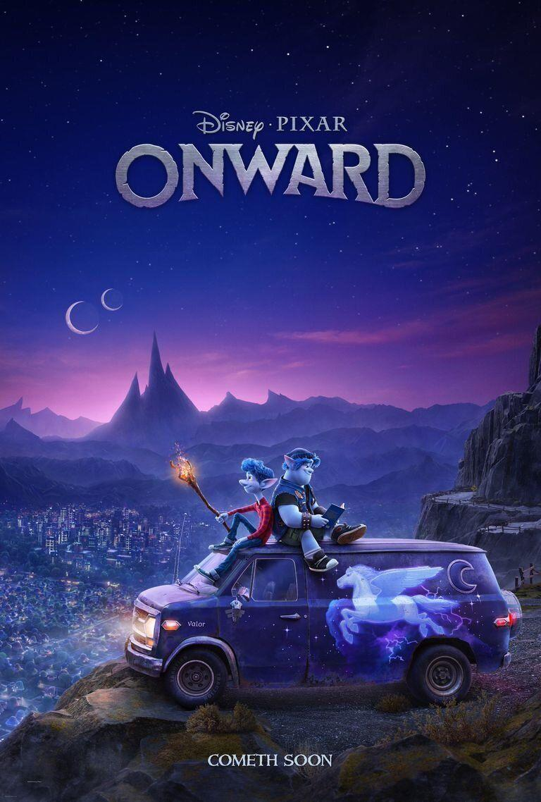 There's also a lovely new poster (credit: Disney)