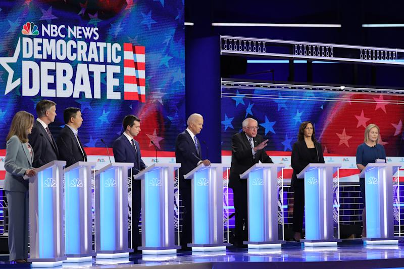 The second Democratic primary debate will be held on July 30-31 in Detroit, Michigan.