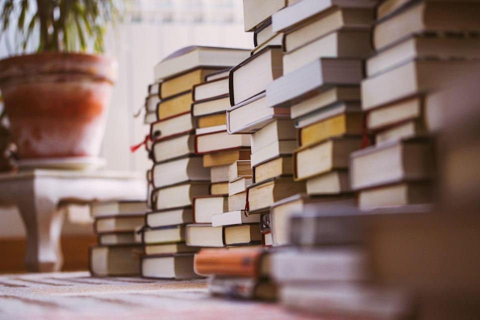 """<p>Call us old fashion but we love paging through a book to see if it peaks your interest before we buy, but that isn't possible when purchasing off of Amazon. Even more, with Amazon now allowing<a href=""""https://www.vox.com/culture/2017/5/19/15596050/amazon-buy-box-publishing-controversy"""" rel=""""nofollow noopener"""" target=""""_blank"""" data-ylk=""""slk:book purchases to be sold through a third party seller"""" class=""""link rapid-noclick-resp""""> book purchases to be sold through a third party seller</a> makes it easier for scammers to sell used rather than new books. </p>"""