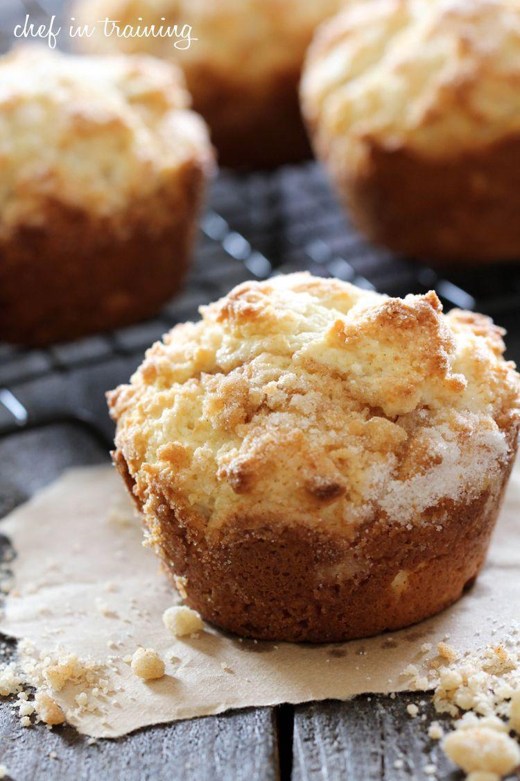 "<p>Fancy dessert becomes a home-style muffin and it's AMAZE.</p><p>Get the recipe from <a href=""http://www.chef-in-training.com/2013/03/creme-brulee-muffins/"" rel=""nofollow noopener"" target=""_blank"" data-ylk=""slk:Chef in Training"" class=""link rapid-noclick-resp"">Chef in Training</a>.</p>"