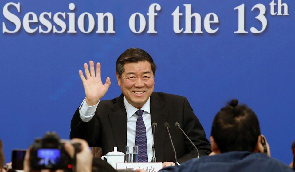 He Lifeng is chairman of the National Development and Reform Commission. Photo: Simon Song