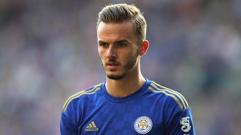 'Maddison will be at Leicester in January and beyond' - Man Utd target staying put, says Rodgers