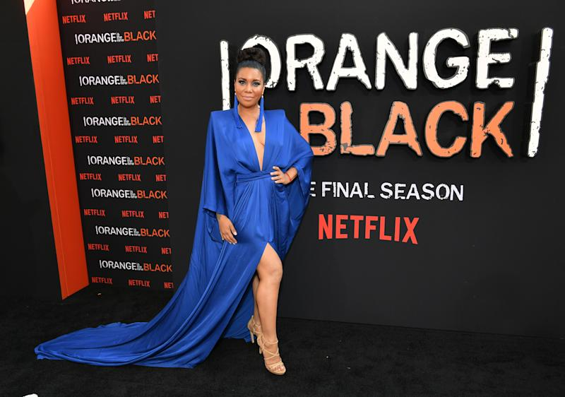 NEW YORK, NEW YORK - JULY 25: Jessica Pimentel attends the Orange is the New Black Season 7, World Premiere Screening and Afterparty 2019 on July 25, 2019 in New York City. (Photo by Dia Dipasupil/Getty Images for Netflix)