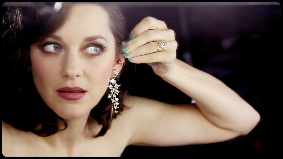 Marion Cotillard has worked on a collaboration with Chopard.