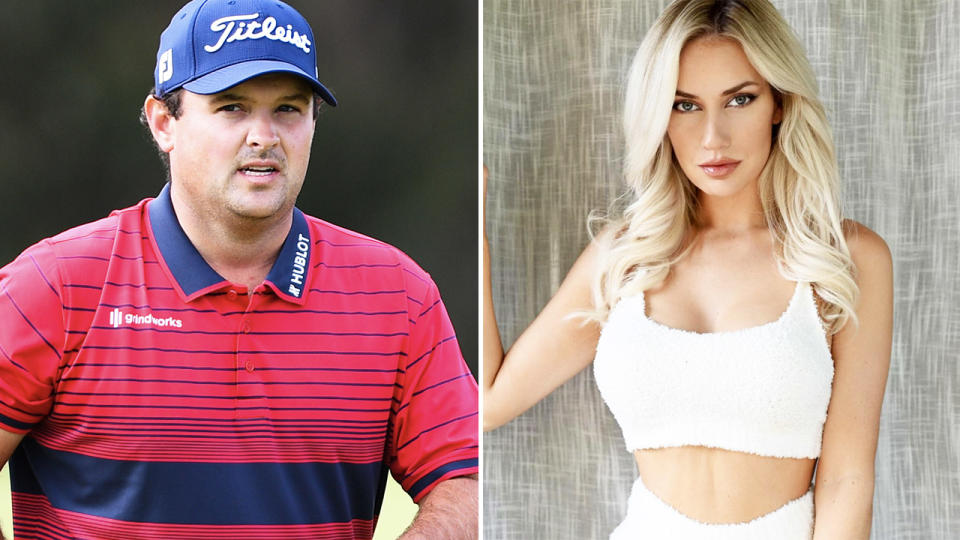 Patrick Reed, pictured here in action at the Farmers Insurance Open.