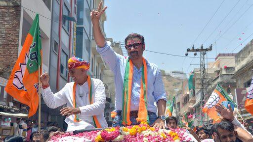 Sunny Deol, BJP Lawmaker From Gurdaspur, May Lose His Seat Over Campaign Overspending