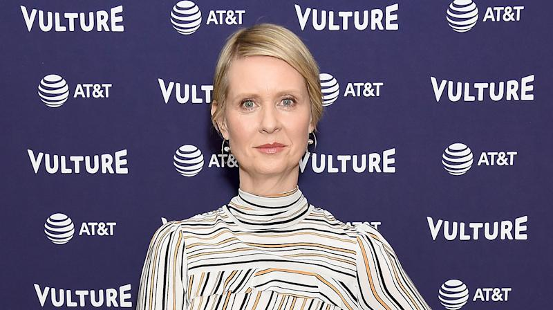 Cynthia Nixon On Biden's Mike Pence Compliment: 'No Time For Hollow Civility'