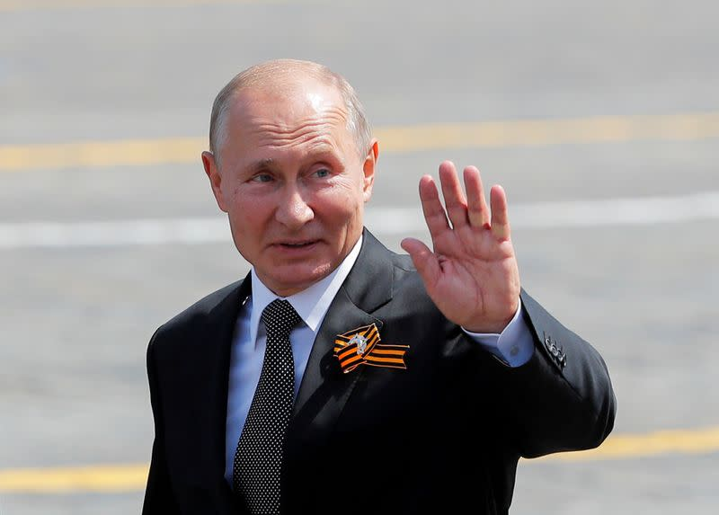 Constitutional changes are the 'right thing' for Russia: Putin