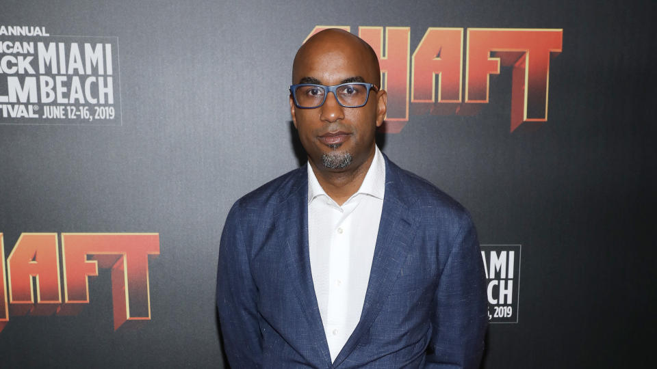 Tim Story attends the premiere of Shaft during the 23rd Annual American Black Film Festival on June 12, 2019. (Photo by J. Countess/Getty Images)