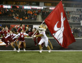 Best sport: football. Trajectory: steady. The Cougars are out of the Power Five cellar and likely are one year away from a significant move up the rankings after their inconceivable 170th-place finish in 2014-15 comes off the books. Wazzu was in the top 90 for the second year in a row, highlighted by strong fall performances in football, women's volleyball and women's soccer.