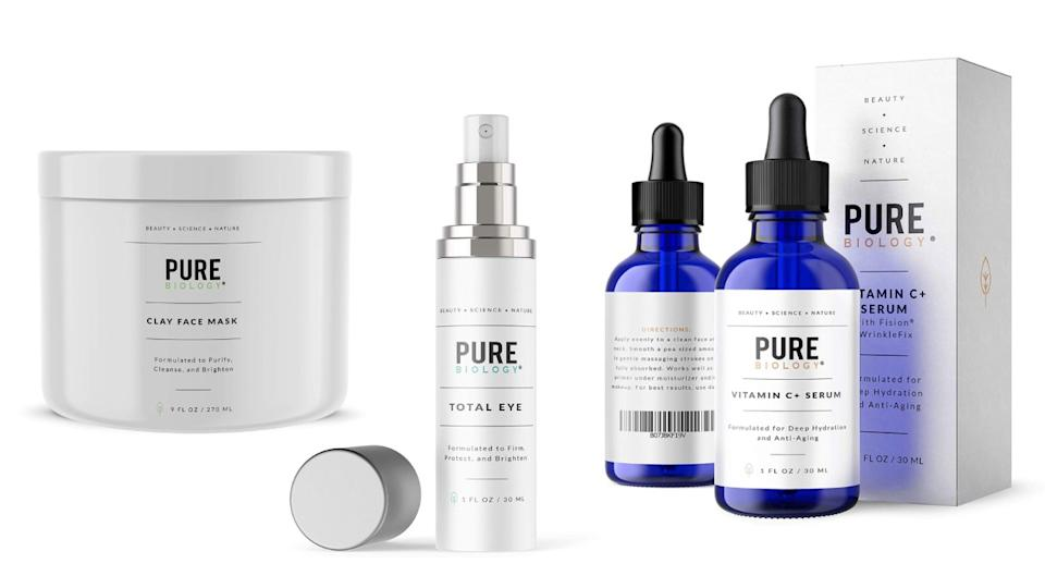 Shop Pure Biology products for up to 40 percent off today at Amazon. (Photo: Amazon)