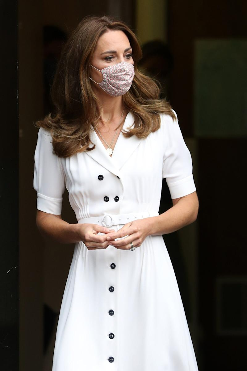 Duchess of Cambridge - Chris Jackson/Getty Images