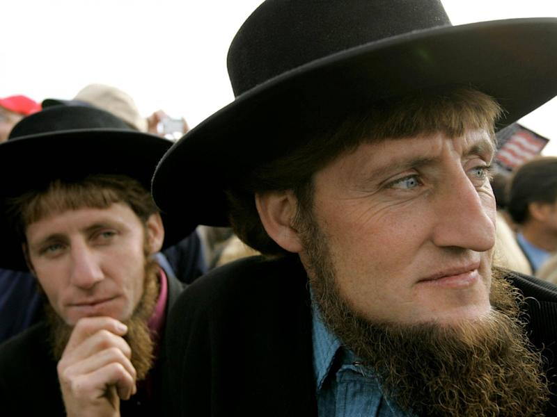 High proportions of Amish people possess the gene: Mark Wilson/Getty Images