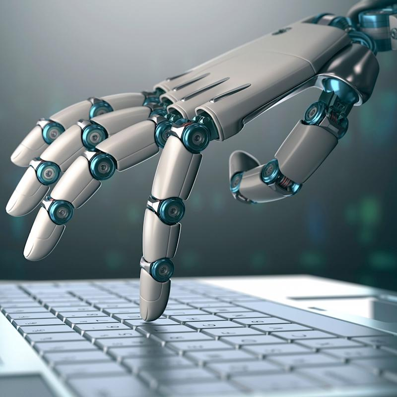 Robots will eliminate millions of jobs - This content is subject to copyright.