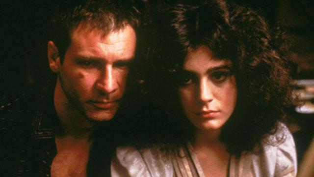 Harrison Ford and Sean Young in <em>Blade Runner</em> (Photo: Warner Bros.)