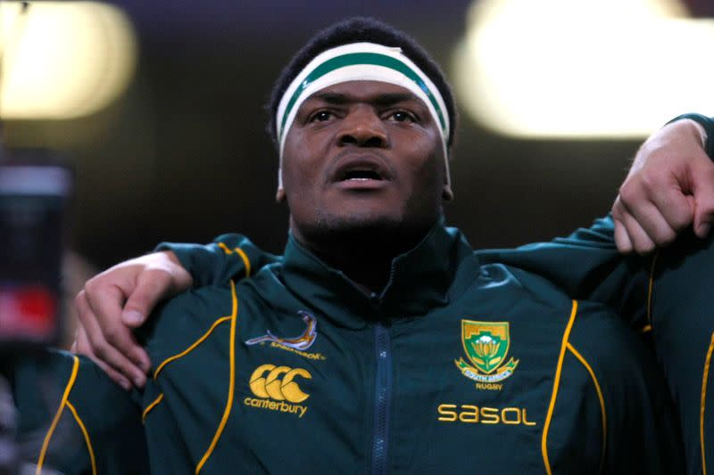 Former Springbok hooker handed eight-year doping ban