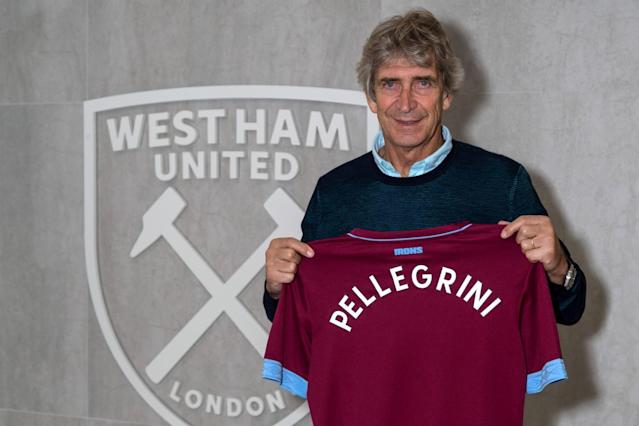 West Ham transfer budget at least £75m as Manuel Pellegrini plots summer spree